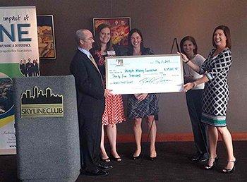 Melanie Reichert, IBF Impact Fund Grant