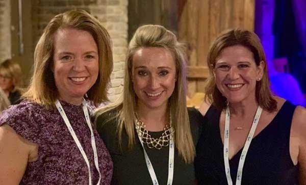Melissa Avery, Jennifer Hostetter, Erin Durnell