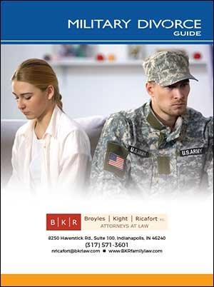 BKR Family Law Military Divorce Guide